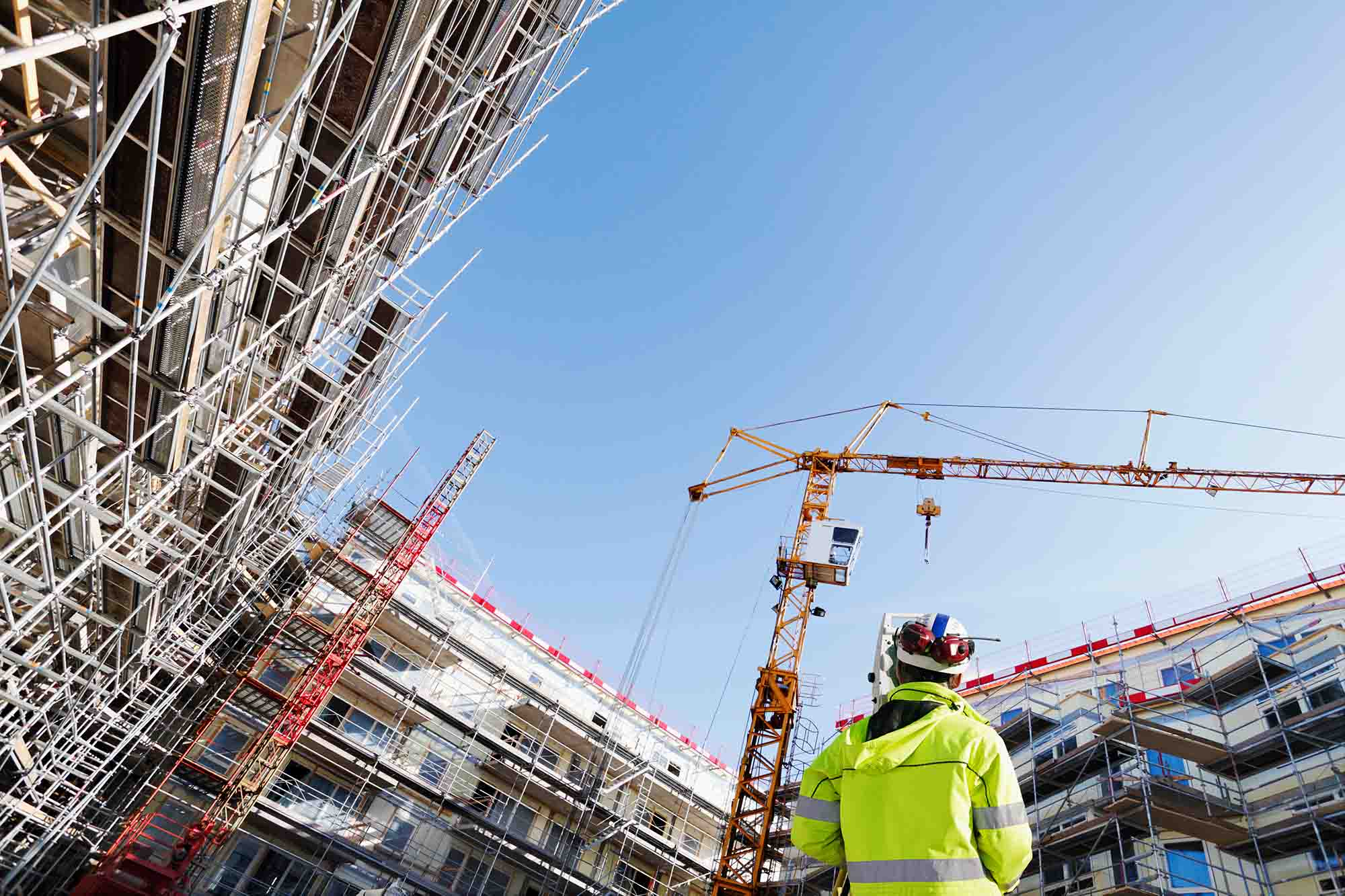 Tilger Service GmbH Gebäudereinigung Bauendreinigung