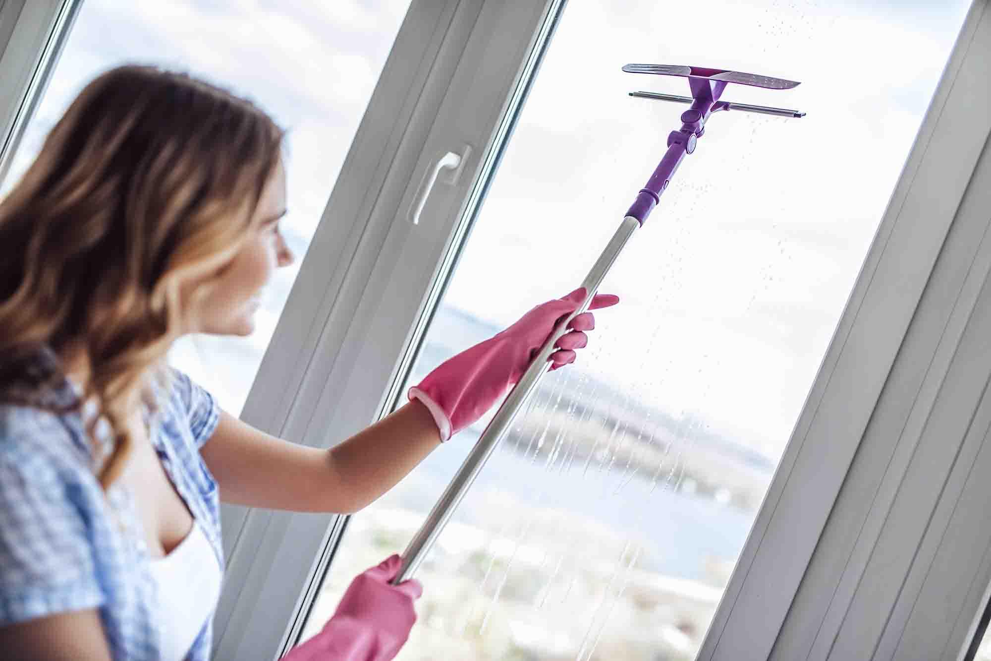 Tilger Service GmbH Gebäudereinigung Fensterreinigung
