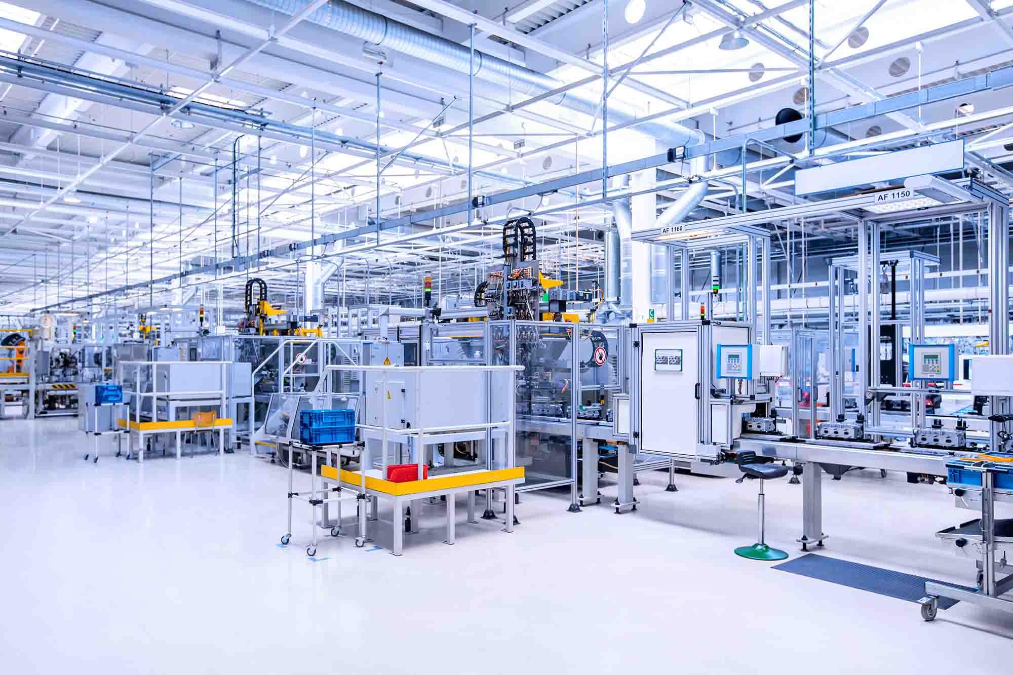 Tilger Service GmbH Gebäudereinigung Industriereinigung