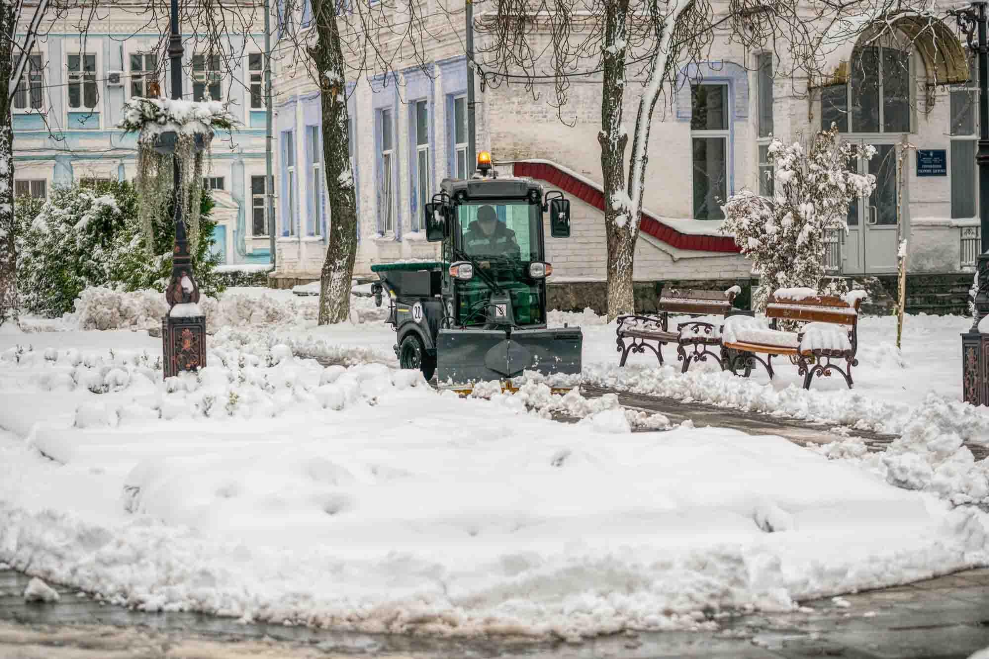 Tilger Service GmbH Gebäudereinigung Winterdienst